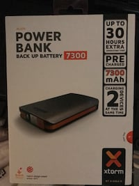 Portable battery charger New York, 10006