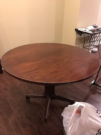 "43""Round to 97"" Oval Table Glassboro, 08028"