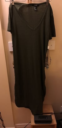 women's black scoop-neck dress Surrey, V3T 5S8