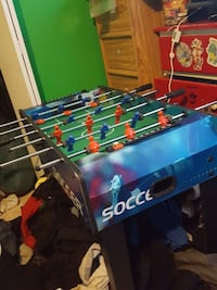 Medium sized cheap foosball table Kelowna, V1X 2N5