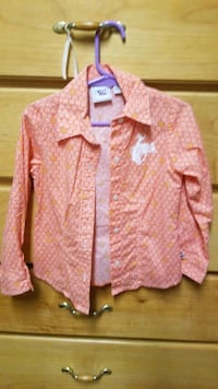 girls western shirt  Laredo, 78041