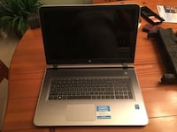 black and gray HP laptop Parrish, 34219
