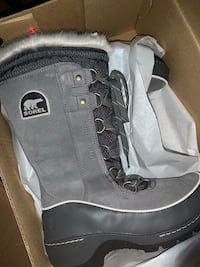 SOREL TIVOLI III HIGH 5.5