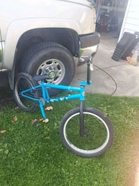 Blue norco bmx 660 or trade for iphone 8 or 7 Maple Ridge, V2X 1N8