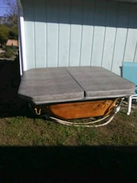 brown and black wooden table Fort Pierce, 34982