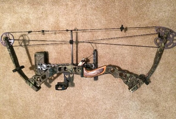 Bowtech mighty mite great bow comes with full package