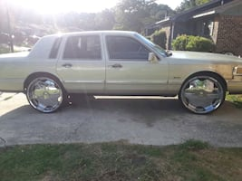 1995 Ford Lincoln