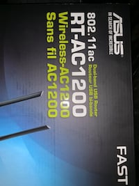 Asus Router AC1200 Mississauga, L5K 1A8