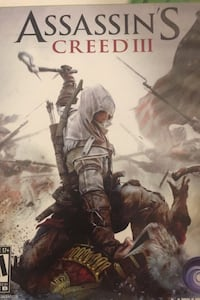 Xbox 360game assassinations Creed 3 Saint Cloud, 56303