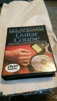 BEGINNERS Guitar Course  Twin Lakes