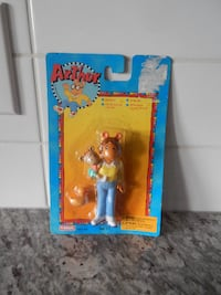 1997 *New in the Package* Arthur Posable Figure (Arthurs mom