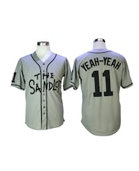 The Sandlot Yeah-Yeah Baseball Jersey  Vaughan, L4L 0G4