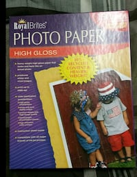 Photo Paper - almost full Steinbach