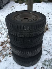 Michelin X-Ice Winter Tires 560 km