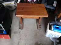 Small Wood Table Chicago, 60615