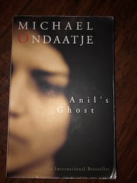 Book - Anil's Ghost by Michael Ondaatje Mississauga, L5G 2P6