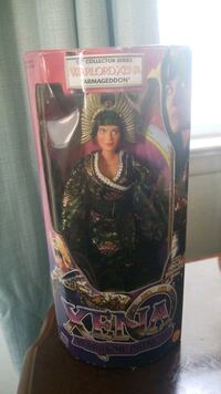 "Warlord Xena 12"" Action Figure"