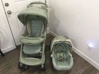 Graco Stroller with Car Seat Combo