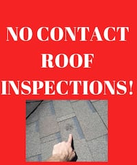 No contact Roof Inspections Wilmette