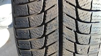 4 WINTER TIRES MICHELIN X - ICE 225/65/R16 Mississauga