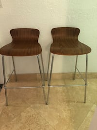 2 Bar stools Deerfield Beach, 33441