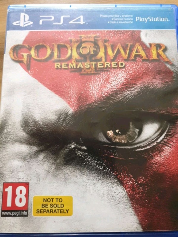 Ps 4 oyunu god of war 98920377-8824-445b-a033-065ce331b92a