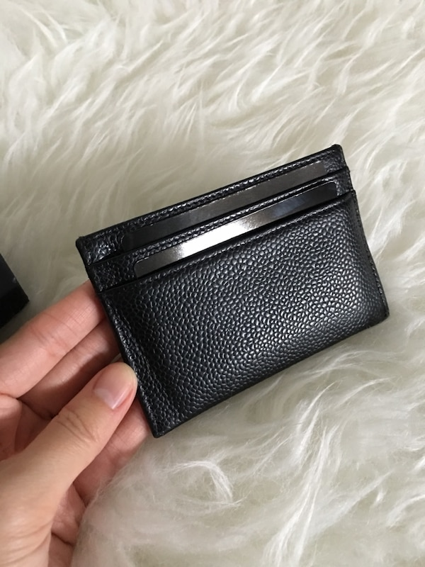 bcaa56c40d5bf7 Used Chanel Card Holder Wallet for sale in Everett - letgo