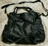 Prese Leather Hobo Bag New Market, 35761