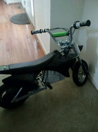electric dirtbike comes with charger Hedgesville, 25427
