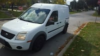 2012 Ford Transit Connect Mississauga