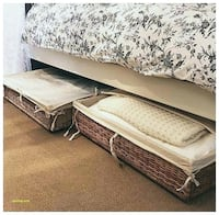 Under Bed Storage Wicker - NEW  Windsor, N8Y 1K4