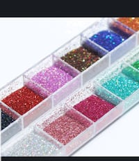 Nail glitter powder (Nail art) Greater London, N18 2RQ