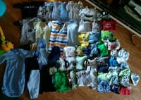 0/3 months assorted clothes Florence, 35633