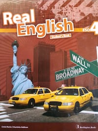 Real english 4 eso Zaragoza, 50007