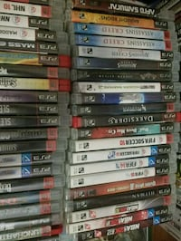 Ps3 games $5 each Toronto, M1K 2C5