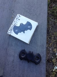 two black Batman theme hand spinners West Valley City, 84120