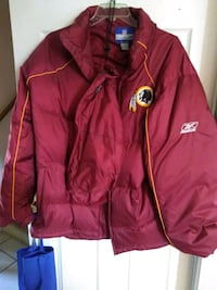 Redskins jacket  22 km