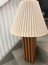 2 Wooden Lamps bases  Poughkeepsie