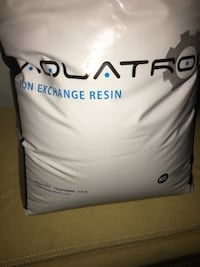 Ion resin for water softener system Orlando, 32836