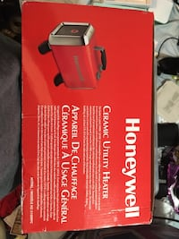 Honeywell Pro series Ceramics Utility Heater 3687 km