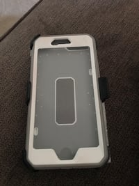 white and gray OtterBox iPhone case Huntsville, 35803