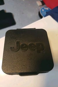 Jeep tow hitch cover