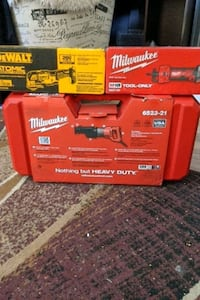 Tools brand new in box