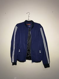 Striped Navy Bomber M Winnipeg, R2W 4T6
