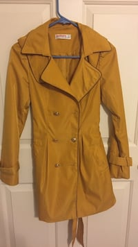 brown button-up coat Rowland Heights, 91748