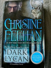 Dark Lycan A Carpathian Novel by Christine Feehan  Vancouver, 98682