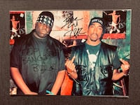 Signed photo 2Pac & Biggie Toronto, M6H 2P2