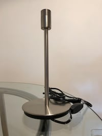 Brand new IKEA SKAFTET Table lamp base
