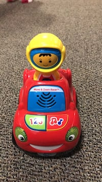 VTech move & zoom racer 242 mi