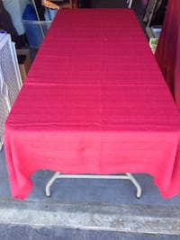 Table cloths - assorted